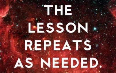 WHY LEARNED LESSONS KEEP COMING BACK